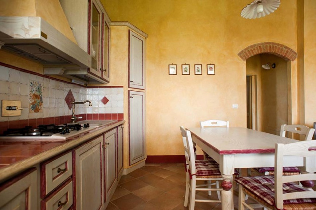 Landgoed Toscane Zwembad Appartement TOV0200D 11