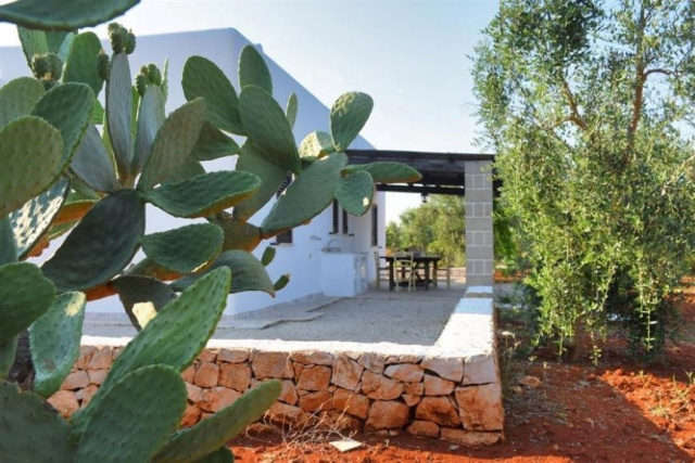 Landgoed Trullis Puglia 1a