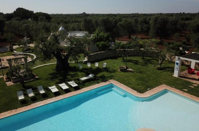 Landgoed Trullis Puglia 6d