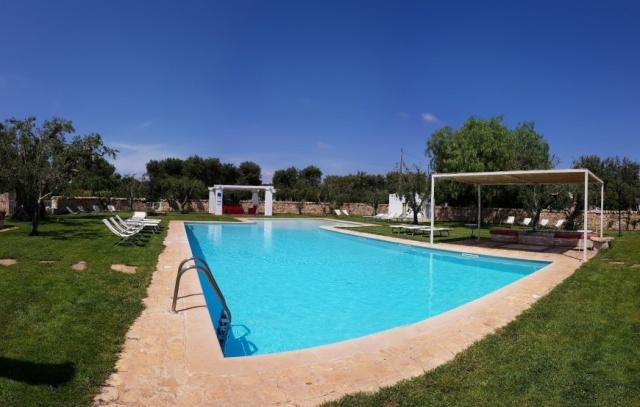 Landgoed Trullis Puglia 7cc