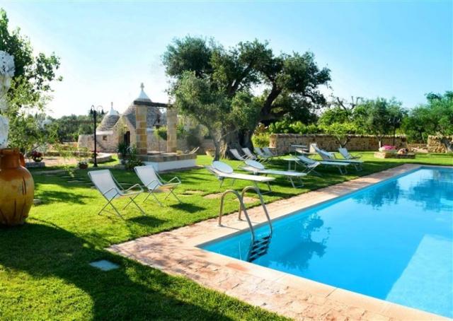 Landgoed Trullis Puglia 7f