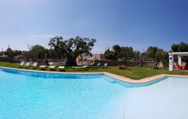 Landgoed Trullis Puglia 7gg