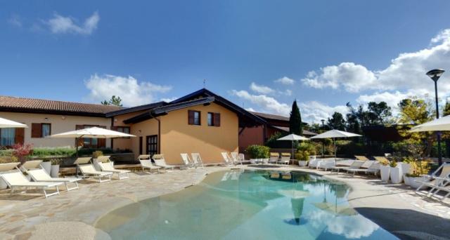 Le Marche San Severino Luxe Villa Park Zwembad 4e