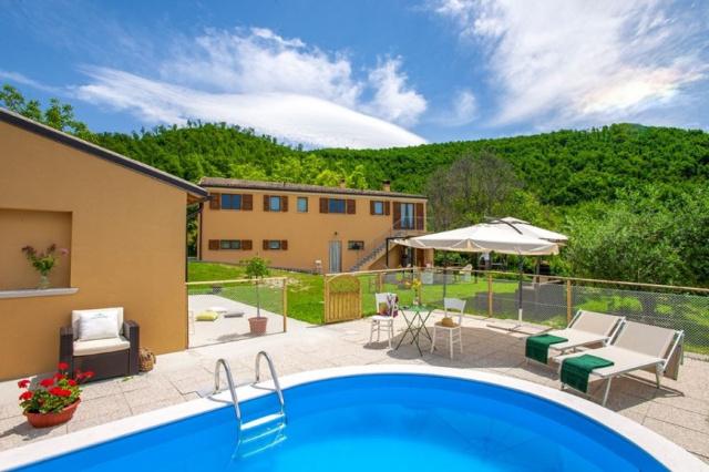 Le Marche Villa 8 Personen Zwembad 4