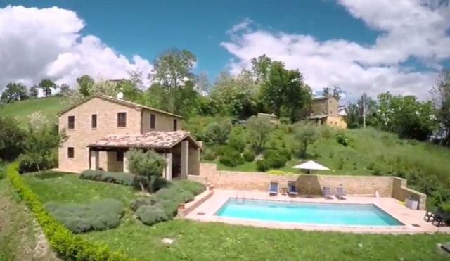 Le Marche Villa Met Zwembad Prachtige Ligging 1