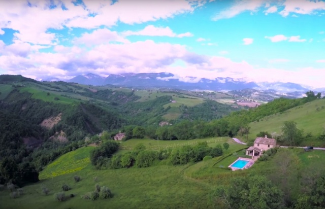 Le Marche Villa Met Zwembad Prachtige Ligging 10