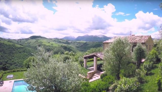 Le Marche Villa Met Zwembad Prachtige Ligging 8