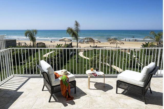 Luxe Appartement Aan Zee Sicilie 5
