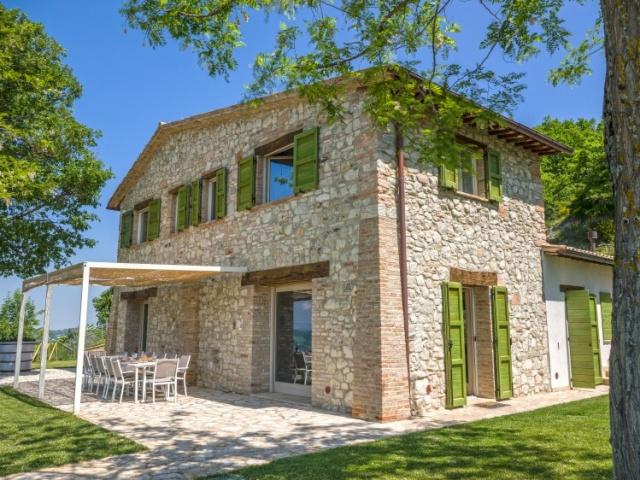 Luxe Moderne Villa Le Marche 12