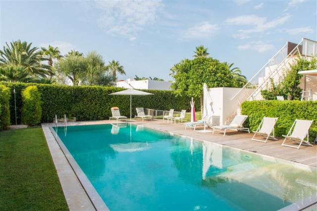 Luxe Villa 200m Van Zee Puglia 3