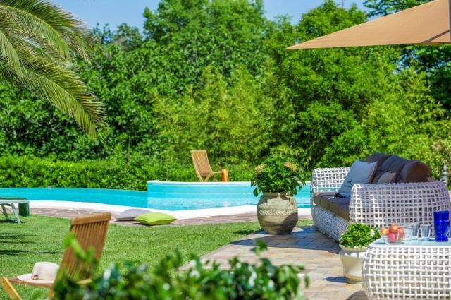 Luxe Villa 6km Van Zee Fano Le Marche 34