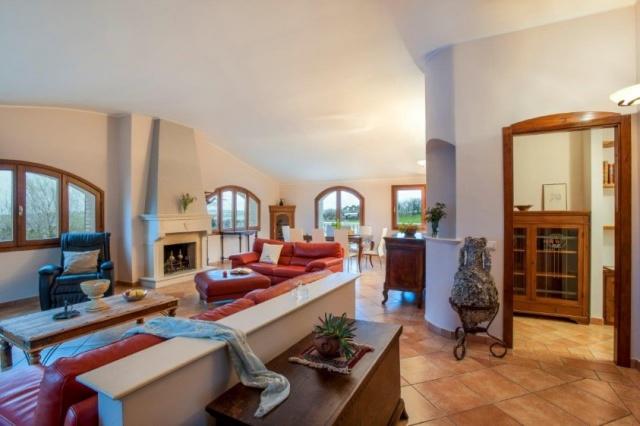 Luxe Villa 6km Van Zee Fano Le Marche 9