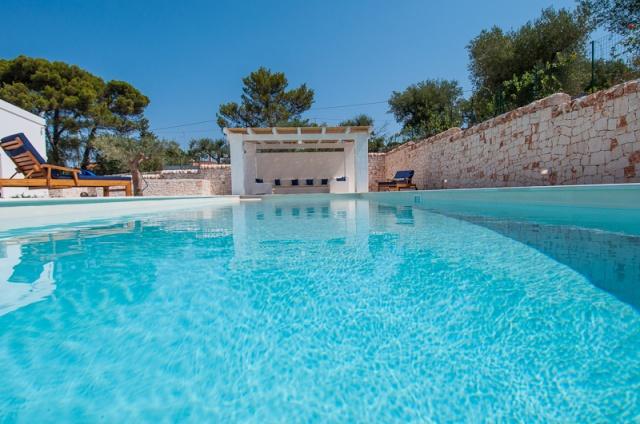 Luxe Villa Met Zwembad Voor 8p Vlakbij Zee In Puglia 12