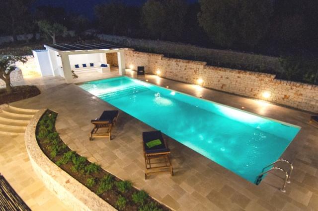 Luxe Villa Met Zwembad Voor 8p Vlakbij Zee In Puglia 13