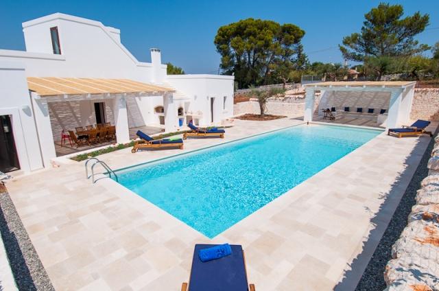 Luxe Villa Met Zwembad Voor 8p Vlakbij Zee In Puglia 14