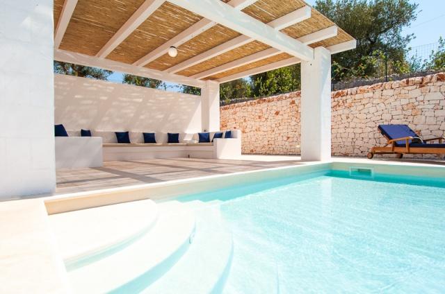 Luxe Villa Met Zwembad Voor 8p Vlakbij Zee In Puglia 15