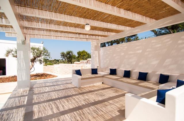Luxe Villa Met Zwembad Voor 8p Vlakbij Zee In Puglia 16