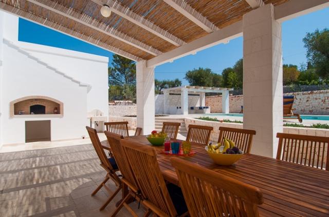 Luxe Villa Met Zwembad Voor 8p Vlakbij Zee In Puglia 17