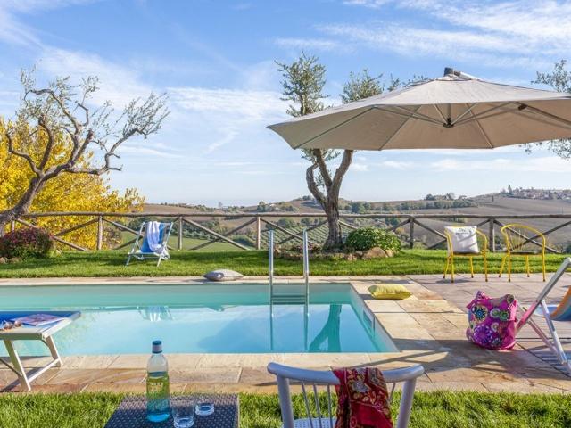 Marotta Le Marche Villa Zwembad 10 Min Van Zee 1