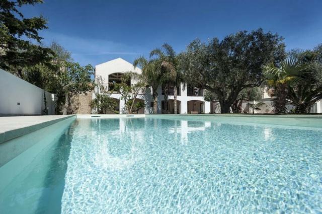 Marsala Sicilie Vakantiewoning Direct Aan Zee Met Zwembad 1
