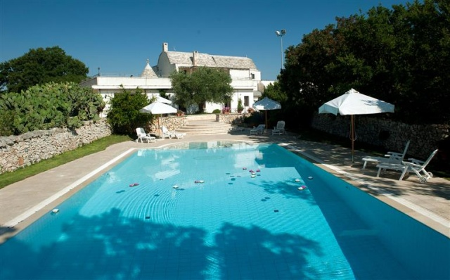 Masseria Met Trullo En Zwembad Puglia 1 (7)