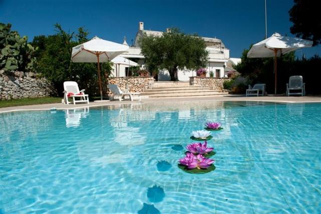 Masseria Met Trullo En Zwembad Puglia 1 (9)