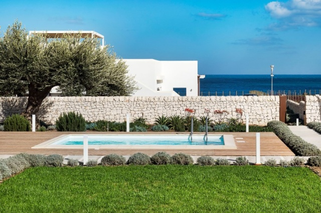 Moderne Villa Aan Strand Puglia 1b