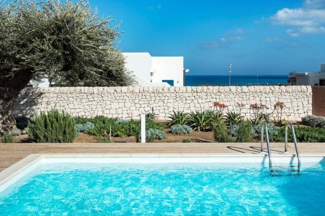 Moderne Villa Aan Strand Puglia 1c