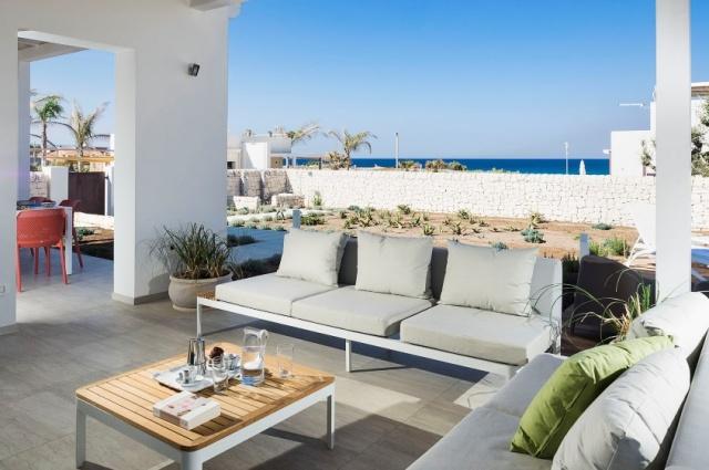 Moderne Villa Aan Strand Puglia 1j