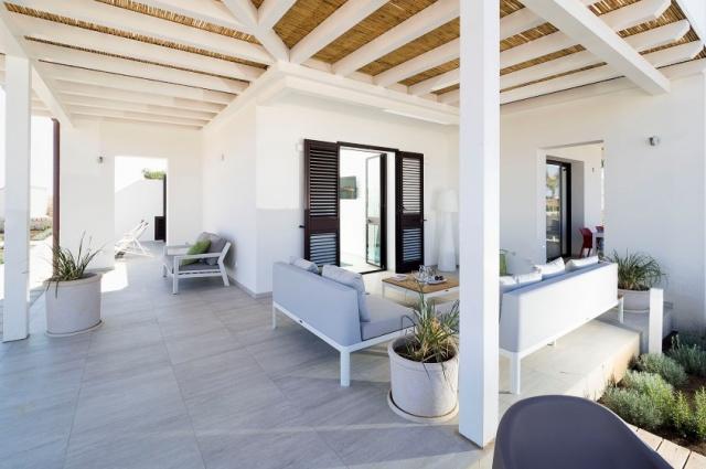 Moderne Villa Aan Strand Puglia 1k