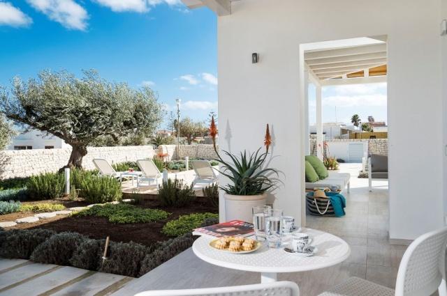 Moderne Villa Aan Strand Puglia 3