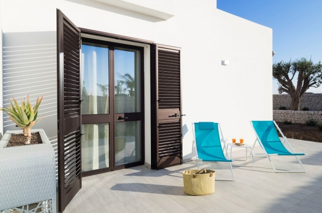 Moderne Villa Aan Strand Puglia 4