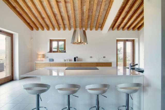 Moderne Villa Groot Zwembad Le Marche 21a