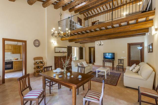 Noord Le Marche Urbino Villa LMV2310B Salon1