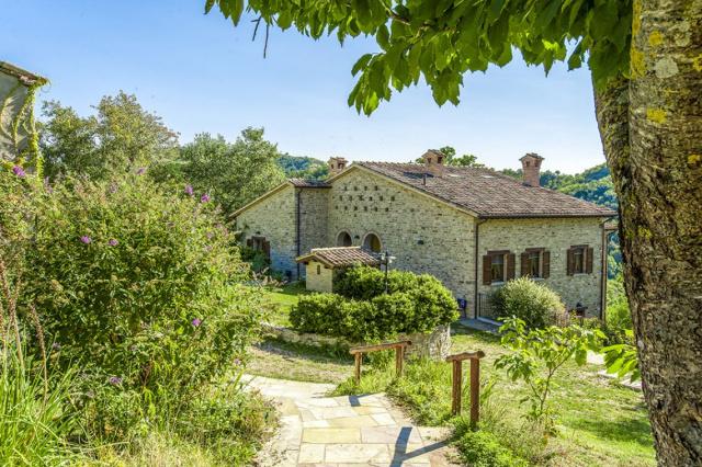 Noord Le Marche Urbino Villa Zwembad 4