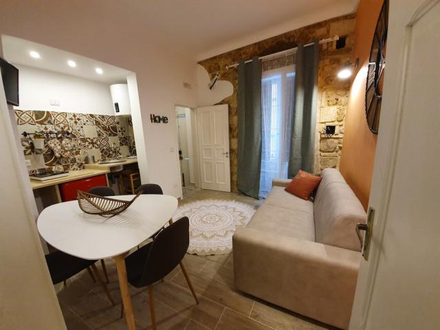 Noto Appartement Met Gedeeld Dakterras In Centrum Pt 5