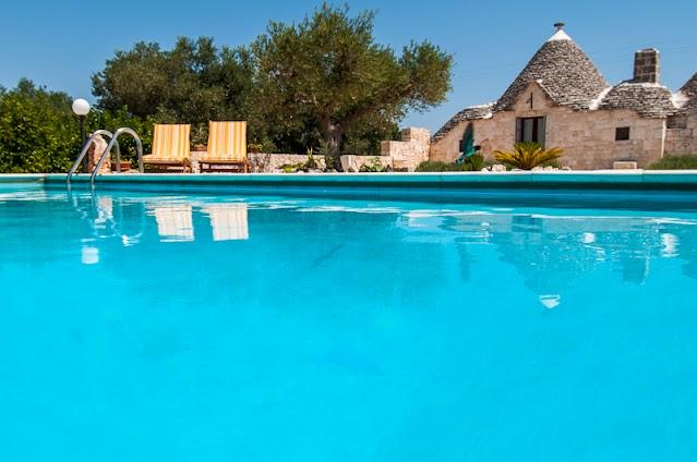 Prachtige Trullo In Puglia Zwembad 10