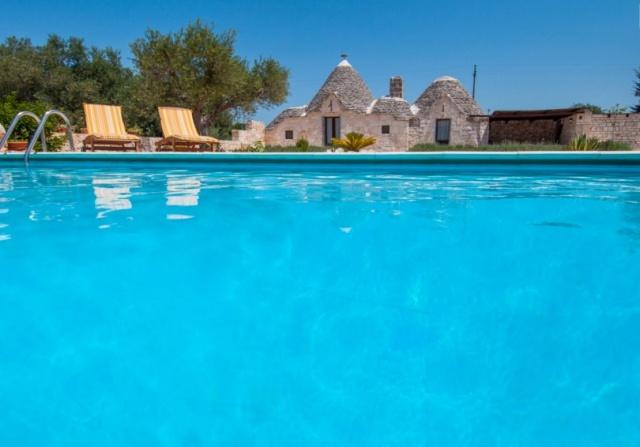 Prachtige Trullo In Puglia Zwembad 14