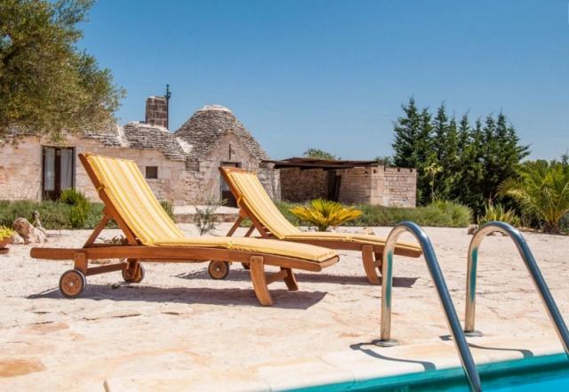 Prachtige Trullo In Puglia Zwembad 15