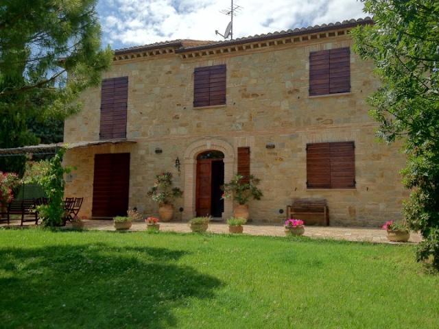 Prive Villa Vlakbij San Severino Le Marche 23
