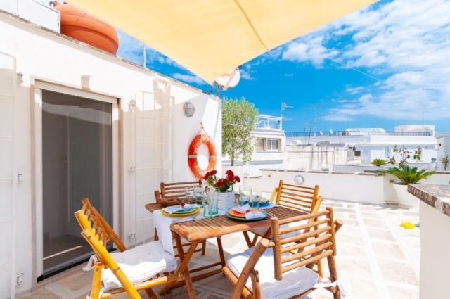 Puglia Monopoli Appartement Historisch Centrum 2