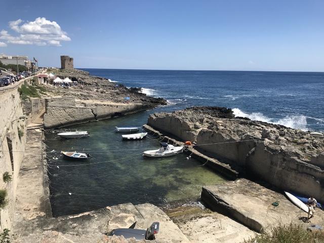 Puglia Patu Groot Appartement Met Zwembad 10