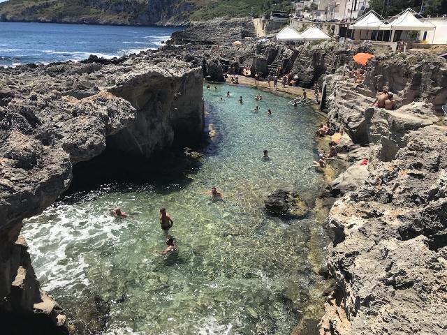 Puglia Patu Groot Appartement Met Zwembad 11