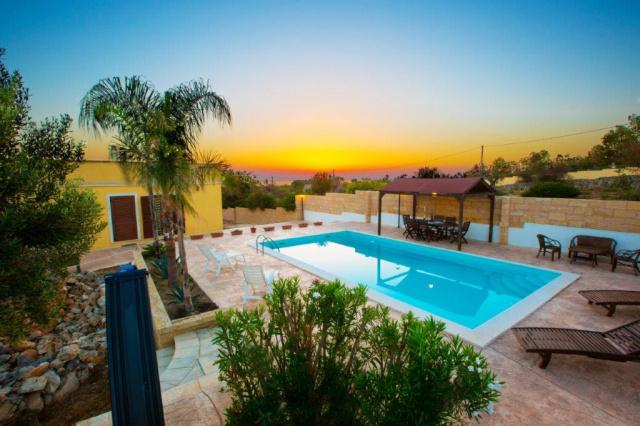 Puglia Gallipoli Vakantievilla Met Zwembad En Zeezicht 2