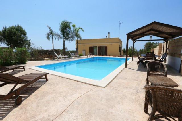Puglia Gallipoli Vakantievilla Met Zwembad En Zeezicht 27