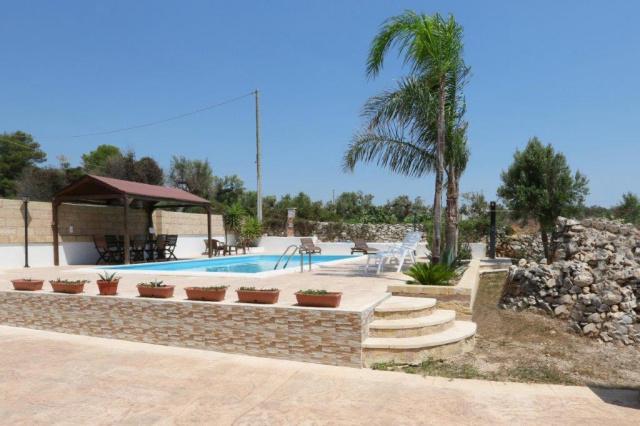 Puglia Gallipoli Vakantievilla Met Zwembad En Zeezicht 29