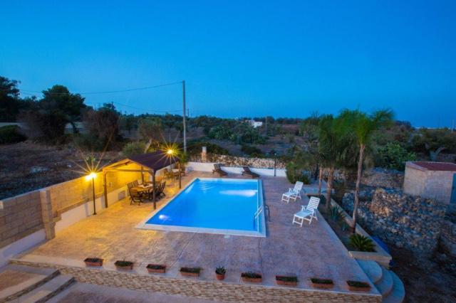Puglia Gallipoli Vakantievilla Met Zwembad En Zeezicht 34