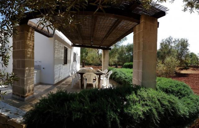 Puglia Trullis Kleinschalig Park Zwembad 7