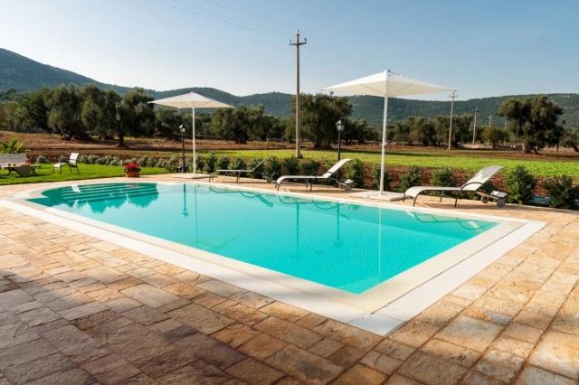 Puglia Vakantie Trullo Prive Zwembad Nabij Kust 6