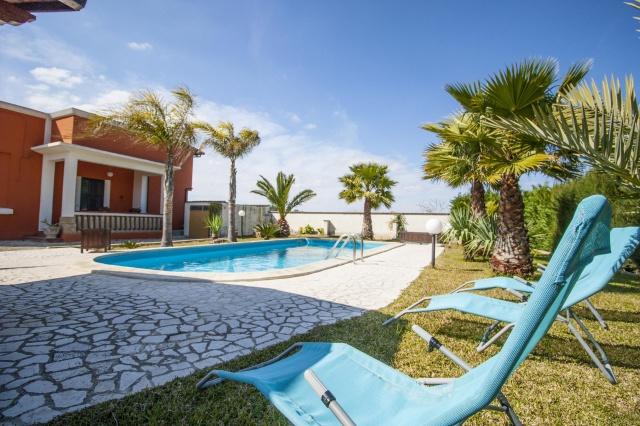 Puglia Vakanties Villa Met Zwembad Gallipoli 11 Pers 34